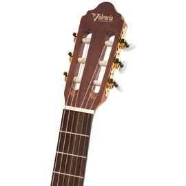 4/4 Классическая гитара с вырезом и подключением VALENCIA VC504CE, фото 6