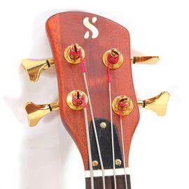 "Бас-гитара (копия ""Warwick Bass"") SX SWB1/NA, фото 5"