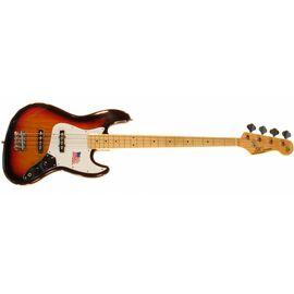 "Бас-гитара (копия ""Fender Jazz Bass"") SX FJB/ALDER/3TS, фото 3"