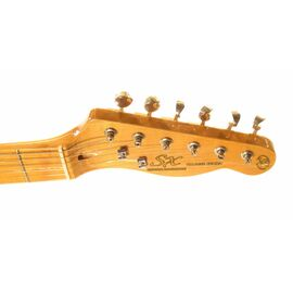"Электрогитара (копия ""Fender Telecaster"") с чехлом SX FTL50+/2TS, фото 5"