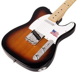 "Электрогитара (копия ""Fender Telecaster"") SX FTL/ALDER/3TS, фото 4"