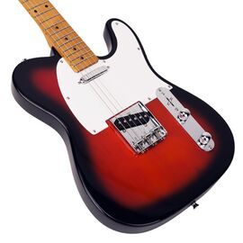 "Электрогитара (копия ""Fender Telecaster"") с чехлом SX FTL50+/2TS, фото 4"