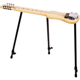 Слайдовая восьмиструнная гитара со стойкой и чехлом SX LG2/8 W/STAND, фото 5