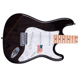 "Электрогитара (копия ""Fender Stratacaster"") SX FST/ASH/TBK, фото 3"