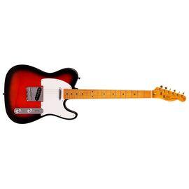 "Электрогитара (копия ""Fender Telecaster"") с чехлом SX FTL50+/2TS, фото 2"