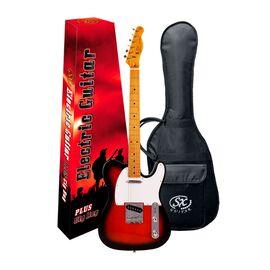 "Электрогитара (копия ""Fender Telecaster"") с чехлом SX FTL50+/2TS, фото 7"