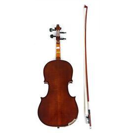 Скрипка 3/4, смычок, канифоль и чехол VALENCIA V400 3/4, фото 3