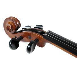 Скрипка 3/4, смычок, канифоль и чехол VALENCIA V400 3/4, фото 6