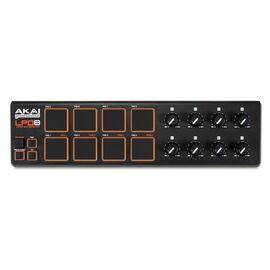 MIDI контроллер AKAI LPD-8, фото