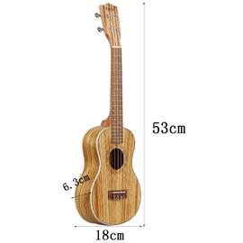 "Гавайська гітара укулеле 21 "", фото 4"