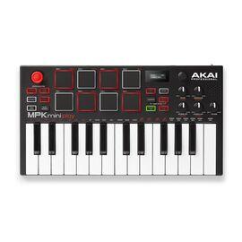 MIDI клавиатура AKAI MPK Mini Play, фото