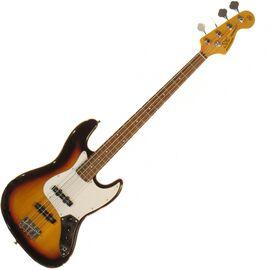 """Бас-гитара (копия """"Fender Jazz Bass"""") с чехлом SX FJB62+/3TS, фото"""