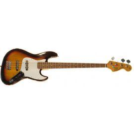 """Бас-гитара (копия """"Fender Jazz Bass"""") с чехлом SX FJB62+/3TS, фото 3"""