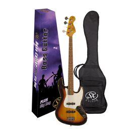 """Бас-гитара (копия """"Fender Jazz Bass"""") с чехлом SX FJB62+/3TS, фото 5"""