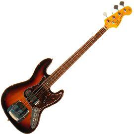 """Бас-гитара (копия """"Fender Jazz Bass"""") с чехлом SX FJB62C+/T/3TS, фото"""