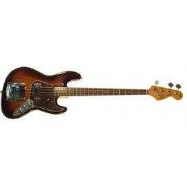 """Бас-гитара (копия """"Fender Jazz Bass"""") с чехлом SX FJB62C+/T/3TS, фото 3"""