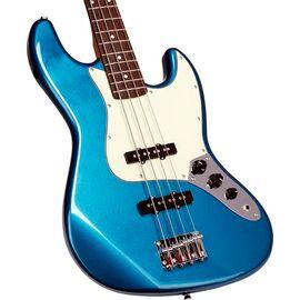"""Бас-гитара (копия """"Fender Jazz Bass"""") с чехлом SX FJB62+/LPB, фото 5"""