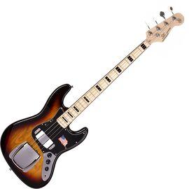 "Бас-гитара (копия ""Fender Jazz Bass"") SX FJB75C/3TS, фото"