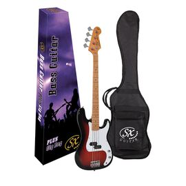"Бас-гитара (копия ""Fender Precision Bass"") с чехлом SX FPB57+/2TS, фото 5"
