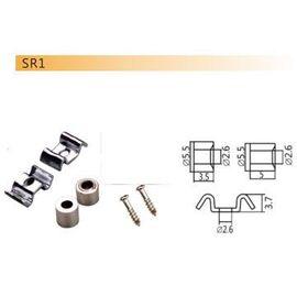Набор держателей (2 шт) для струн электрогитары DR PARTS SR1/CR, фото 2