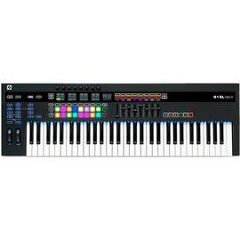 MIDI клавиатура NOVATION 61SL MkIII, фото