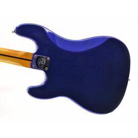 """Бас-гитара (копия """"Fender Precision Jazz Bass"""") с чехлом SX FPJ62+/DBU, фото 5"""