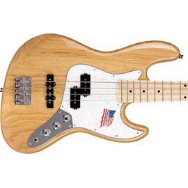 "Бас-гитара (копия ""Fender Precision Jazz Bass"") SX FPJ/ASH/NA, фото 5"