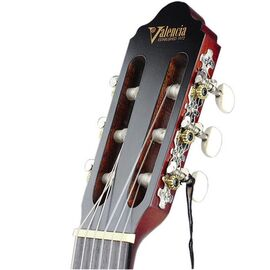 Классическая гитара 1/4 VALENCIA VC201TWR, фото 5