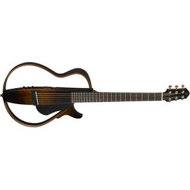 Silent гитара YAMAHA SLG200S (TBS), фото