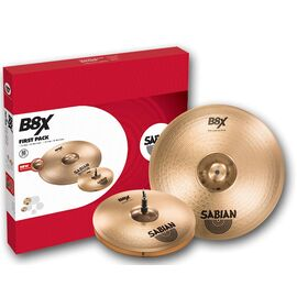 Набор тарелок SABIAN 45011X B8X First Pack (14), фото