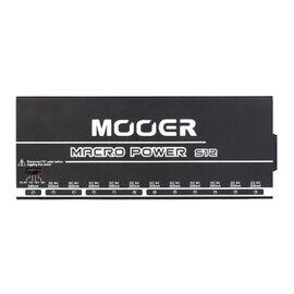 Блок питания для педалей эффектов MOOER MACRO POWER S12, фото