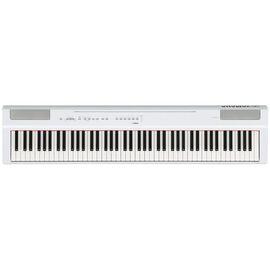 Сценічне цифрове піаніно YAMAHA P-125 (WH) (+ блок живлення), фото