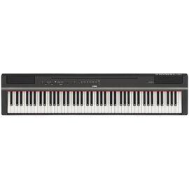 Сценічне цифрове піаніно YAMAHA P-125 (B) (+ блок живлення), фото