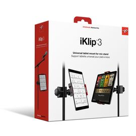 Адаптер-держатель для планшета IK MULTIMEDIA iKlip 3, фото