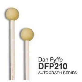 Палочки для перкуссии PROMARK DFP210 DAN FYFFE - SOFT RUBBER, фото
