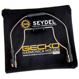 Держатель для губной гармошки SEYDEL The GECKO Harmonica Holder, фото