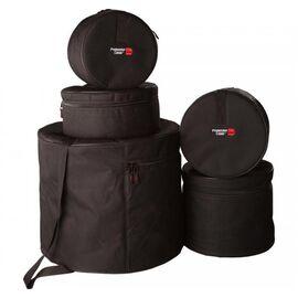 Набір 5 сумок для барабанів GATOR GP-STANDARD-100, фото