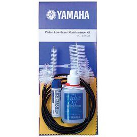 Средство по уходу за духовым инструментом YAMAHA Low Brass Piston Maintenance Kit (LBP-M.KIT J01), фото