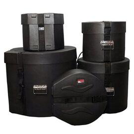 Набір з 5 кейсів для ударних GATOR GPR-STD-SET Classic Series Case Set - Standard, фото