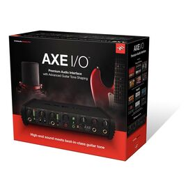 Аудиоинтерфейс IK MULTIMEDIA AXE I/O, фото 4