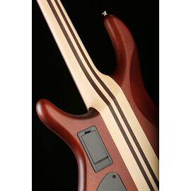 Бас-гитара CORT A4 Plus FMMH (Open Pore Black Cherry), фото 4