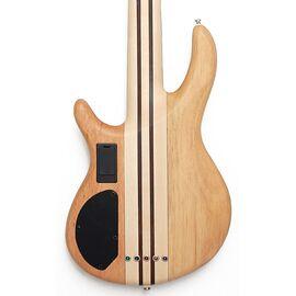 Бас-гитара CORT A5 Plus FMMH (Open Pore Natural), фото 2