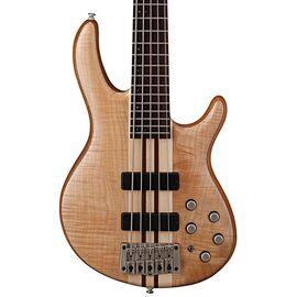 Бас-гитара CORT A5 Plus FMMH (Open Pore Natural), фото 3
