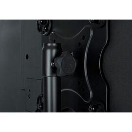 "Стійка для LCD / LED телевізора до 65 ""GATOR FRAMEWORKS GFW-AV-LCD-25 Deluxe Quadpod LCD / LED Stand, фото 5"