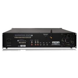 Усилитель мощности трансляционный HL AUDIO MA240ZM Public Address Amplifier, фото 4