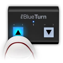 Контроллер страниц IK MULTIMEDIA iRig BlueTurn, фото 3