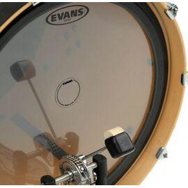 Кік-пед для бас-барабана EVANS EQPC1 EQ PATCH CLEAR SINGLE, фото 2