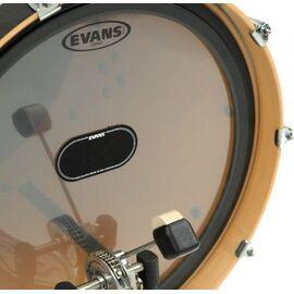 Кік-пед для бас-барабана EVANS EQPB2 EQ PATCH BLACK DOUBLE, фото 2