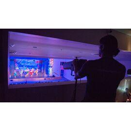 Следящий Прожектор CHAUVET LED FOLLOWSPOT 120ST, фото 6