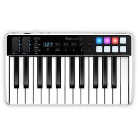 MIDI клавиатура / Аудиоинтерфейс IK MULTIMEDIA iRig Keys I/O 25, фото 3